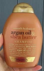 organix smooth hydration argan oil and shea butter collection