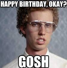 Happy Birthday Star Trek Meme - 20 funny happy birthday memes sayingimages com