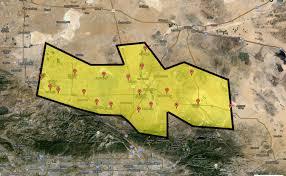Internet Coverage Map Wisprenn The High Desert Wireless Internet Service Provider