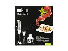 cuisine braun braun mq535 220 volt blender with chopper whisk