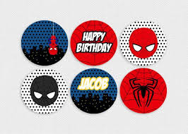187 spider man spider party images