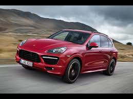 2012 Porsche Cayenne - 2012 porsche cayenne gts red motion 2 1920x1440 wallpaper