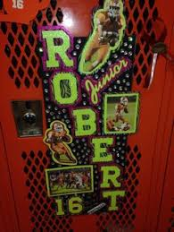 Ideas For Decorating Lockers Football Locker Decoration Football Locker Decoration