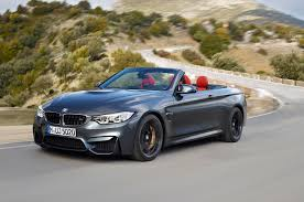 2015 bmw m4 convertible to debut at 2014 new york motor trend wot
