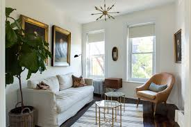 how to lay out a narrow railroad style apartment apartment therapy