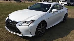 2016 lexus rc 200t coupe review new ultra white 2015 lexus rc awd f sport series 2 review