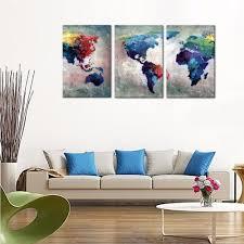 Wooden World Map Wall Art by Wall Art Astounding Framed World Map Art Framed World Map Art
