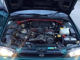 evo eye subaru subaru impreza wrx turbo wagon 108k full service history sti