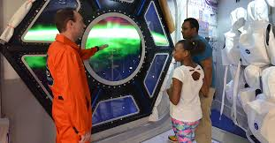 Indiana how fast does the space station travel images Beyond spaceship earth the children 39 s museum of indianapolis jpg