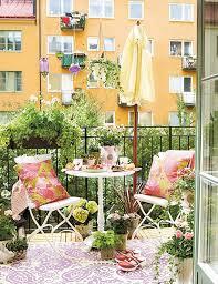 small outdoor furniture small balcony garden ideas small