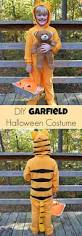 diy kids halloween costumes pinterest diy garfield halloween costume halloween costumes costumes and