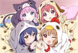 anime halloween backgrounds 171 yuru yuri hd wallpapers backgrounds wallpaper abyss