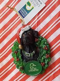 ducks unlimited ornaments decore