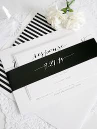 Black Wedding Invitations Rustic Wedding Invitations In Black U2013 Wedding Invitations