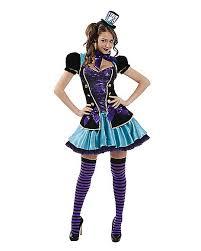 Mad Hatter Halloween Costume Men Mad Hatter Costume Alice Wonderland Spirithalloween