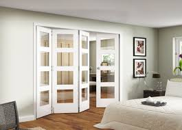 Interior Folding Glass Doors Bifold Doors Peytonmeyer Net Intended For Folding Remodel