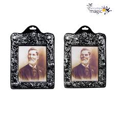 halloween frame halloween holographic photo frame portrait changing picture spooky