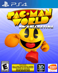 pac man world hd collection by supernicolas1234 on deviantart