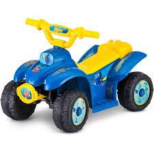 disney finding dory 6v toddler quad ride walmart