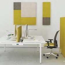 workstation desk powder coated steel melamine contemporary