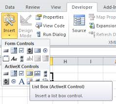 simplifying data entry with a list box and vba code office blogs