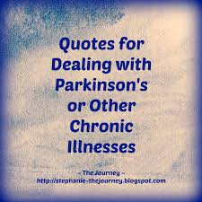 inspirational quote journey the journey unexpected quotes for dealing with parkinson