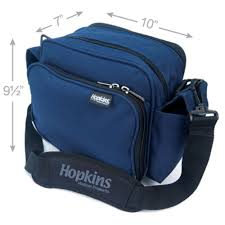 Mini Home by Mini Home Health Shoulder Bag Hopkins Medical Products