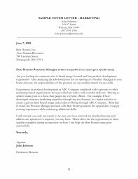 marketing coordinator cover letter cover letter for event