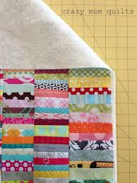 Make An Envelope Crazy Mom Quilts How To Make An Envelope Backed Pillow