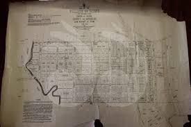 Paper Town Map Town Map Of 1933 Scone Com Au Scone Com Au