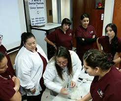 sjvc dental hygiene temecula students get inside look at rda