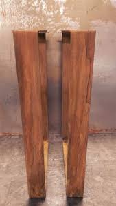 Flat Bar Table Legs Awesome Contemporary Table Leg Design The Flat Bar Is Bent Not