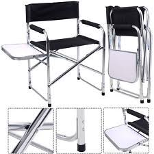 Folding Directors Chair Camping Director Chairs Ebay