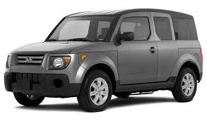 amazon com 2008 honda element reviews images and specs vehicles