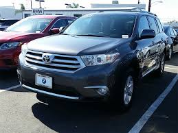 toyota highlander 2012 used 2012 used toyota highlander at bmw scottsdale serving