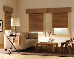 Roman Upholstery Interior Diy Easy Roman Shades With Rattan Basket On Floated