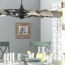 farmhouse ceiling fan lowes laurel foundry modern farmhouse windmill blade windmill ceiling fan