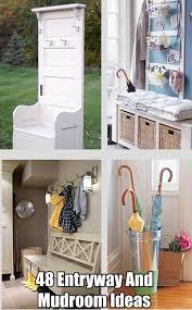 entryway and mudroom ideas diy cozy home