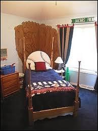 Baseball Bed Frame Diy Baseball Beds Design Dazzle
