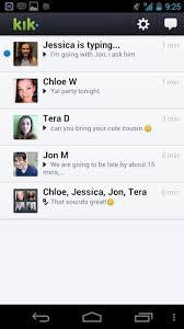kik messenger 5 5 apk kik messenger 5 5 1 apk app free spiral network