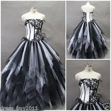 brautkleid schwarz weiss the 25 best hochzeitskleid schwarz weiß ideas on