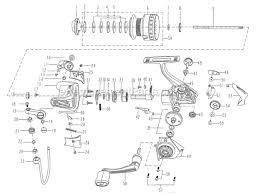 cardinal sx abu garcia sx30 parts list and diagram ereplacementparts