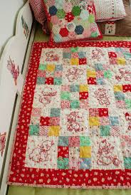 the 25 best embroidered quilts ideas on pinterest the stitch