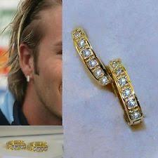 mens earrings uk mens gold diamond earrings ebay