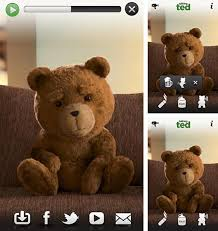 talking ted apk android animals live wallpapers free animals live