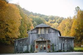 wedding venues in gatlinburg tn the barn at chestnut springs amazing east tn venue minutes away