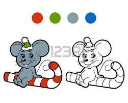 3 504 christmas colouring book cliparts stock vector royalty