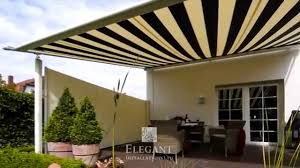 Alutex Awnings All Weather Rain Awnings Youtube