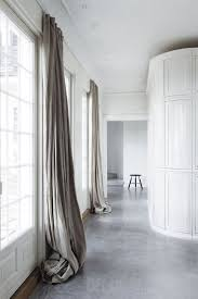 Free Standing Drapes 187 Best Interiors Curtains U0026 Drapes Images On Pinterest