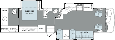class c rv floor plans holiday rambler introduces 2015 models at hershey show u2013 vogel